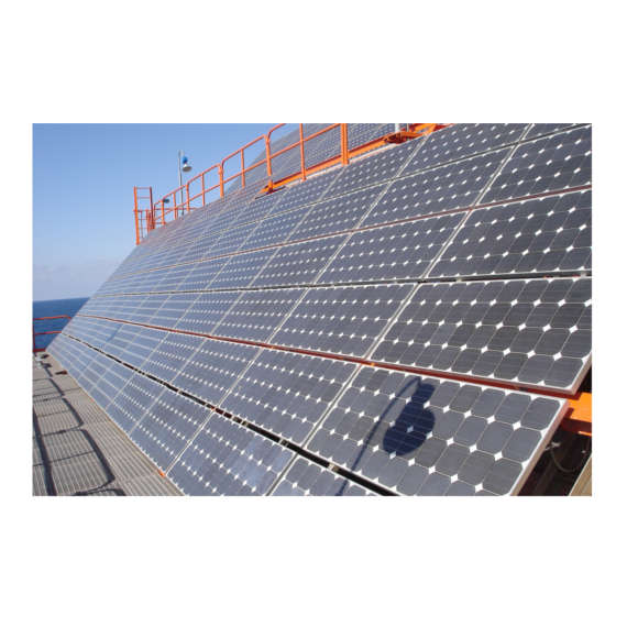photovoltaic field