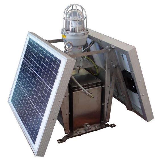 Solar Powered liol zone 2